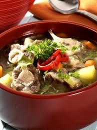 Sop Buntut#Indonesian Oxtail Soup