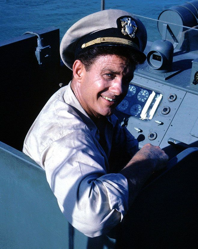 Cliff Robertson - PT 109 (1963)