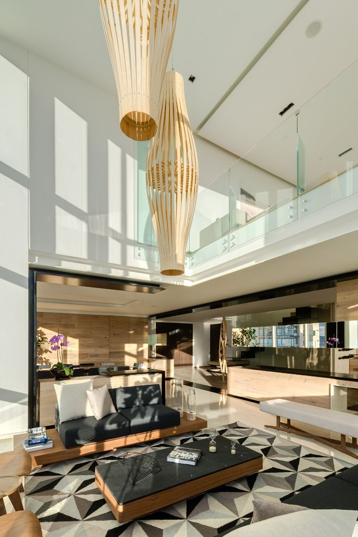 2139 best interior design images on pinterest home architecture archetonic design the interior of an apartment that overlooks mexico city