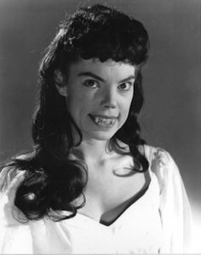 """""""Brides Of Dracula"""" - Andree Melly As Gina - Lovely ..."""