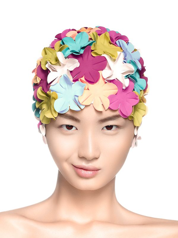 SAMANTHA AND A HAT: Yulia Gorbachenko, Eye Makeup, Shower Cap, Beautiful Photographers, Samantha Xu, Fashion Portraits, Fashion Photography, Design Blog, Cristian Girotto