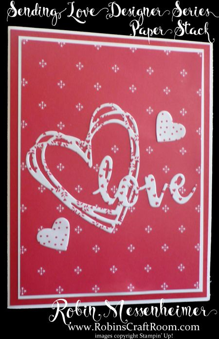 323 best SU CARDS - Valentine\'s Day images on Pinterest | Cards ...