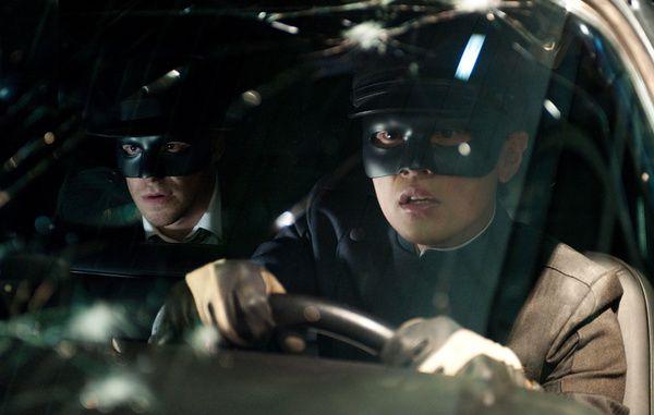 les meilleurs films de voiture The Green Hornet