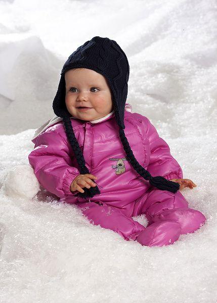 Overall zăpadă bebe Cu glugă și partea • 119.9 lei •
