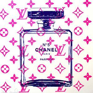 Pink LV and Chanel 5pcs ニューヨークギャラリー | 表参道 Shane Bowden | シェーン ボーデン