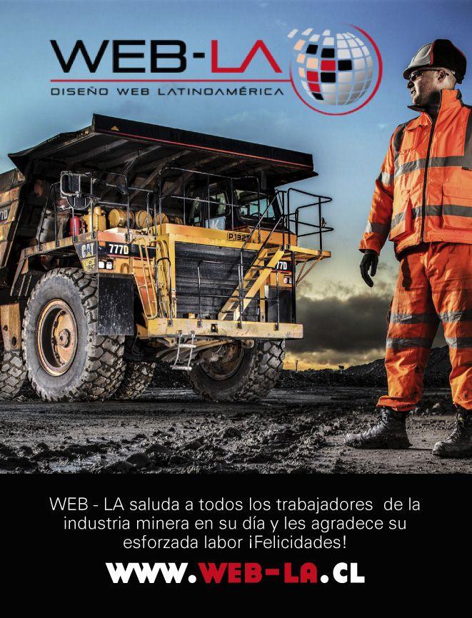 Web-LA le dedica un aplauso a todos los Mineros en su día