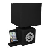 iHome iPad/iPod/iPhone Speaker Dock/LED Ambient Lamp/- Apple iPhone 4S Compatible (Electronics)By iHome
