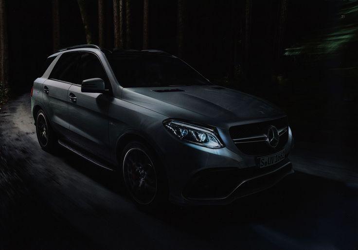 https://flic.kr/p/P4CnoA | Mercedes-Benz GLE Sport Utility Vehicle; 2015_2