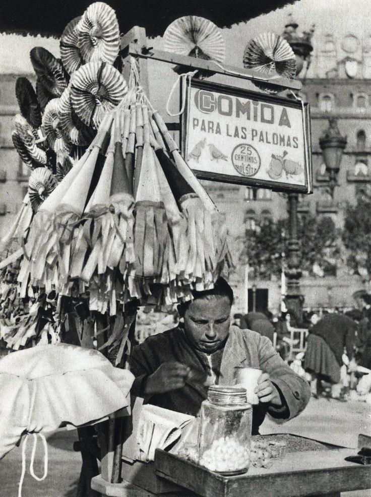 Barcelona 50s