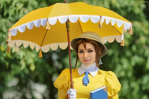 Jane Porter <3 I've always wanted to dress up as her :)