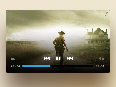 1000+ images about Video Player UX on Pinterest | Web portfolio ...
