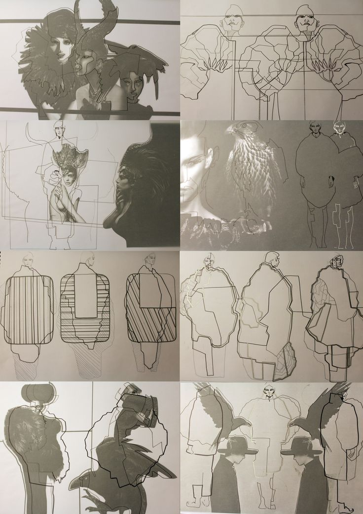 Sketchbook part II BA Collection Fall/Winter 2015-2016 Doppelganger by Alina Timar https://es.pinterest.com/alinatimar/doppelg%C3%A4nger-alina-timar-gala-uad-2015/