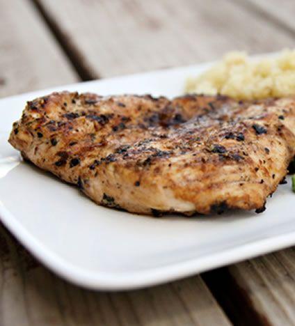 Dijon Mustard Chicken recipe. Goes great with Carneros Chardonnay.