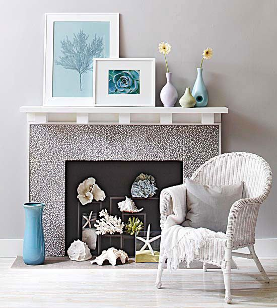 47 Fireplace Designs Ideas: Best 25+ Decorative Fireplace Ideas On Pinterest