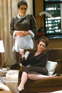 I want to be Karen Walker when I grow up. // Will & Grace