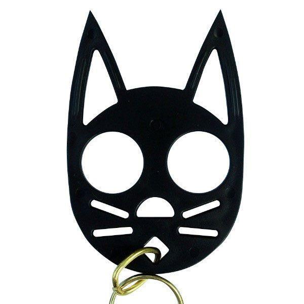 Cat Self Defense Keychain