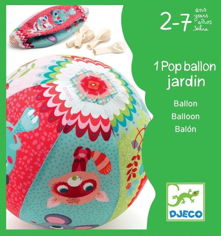 Djeco - Balloon Ball Garden