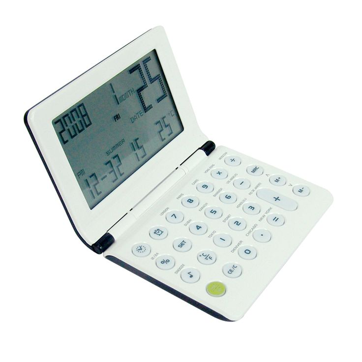 Flip Calculator / CA-12