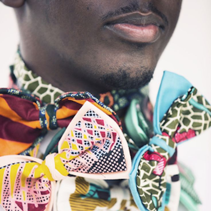 "Rwandan designer Matthew ""Tayo"" Rugamba tailors his collections for an African audience."