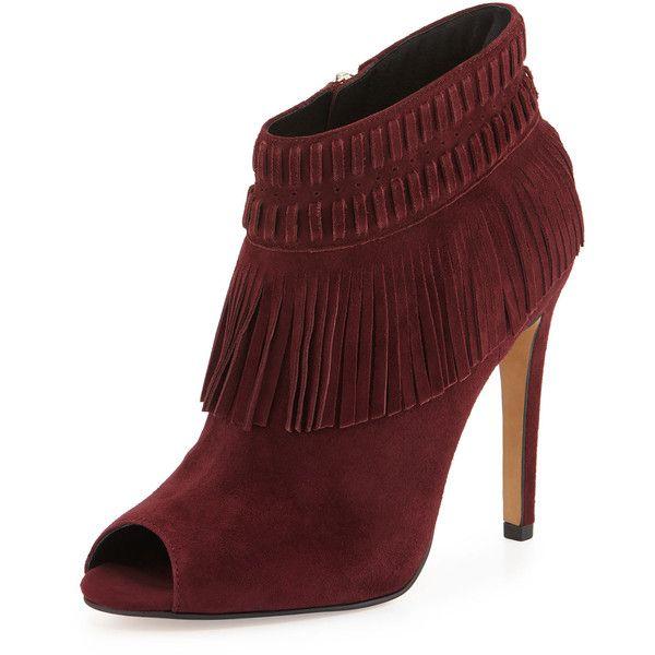 25  best ideas about Fringe ankle boots on Pinterest | Fringe ...