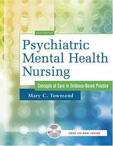 Nursing Test Bank For Psychiatric Mental Health Nursing Concepts Of