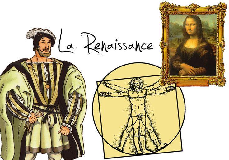 Voici une séquence sur la Renaissance et les arts (peinture, architecture…