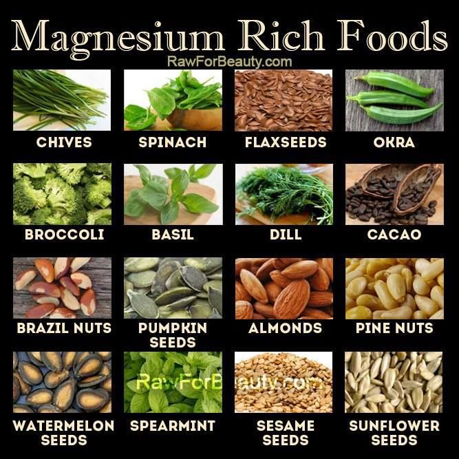 "How many of these 16 #Magnesium-rich foods do YOU like? ❥➥❥ Andrew Weil, M.D. ~ ""Magnesium helps maintain muscles, nerves, and bones, and studies have shown that a diet rich in magnesium may help protect against metabolic syndrome, a combination of risk factors that can lead to diabetes and heart disease. It promotes normal blood pressure, and is known to be involved in energy metabolism""... pinned with Pinvolve - pinvolve.co"