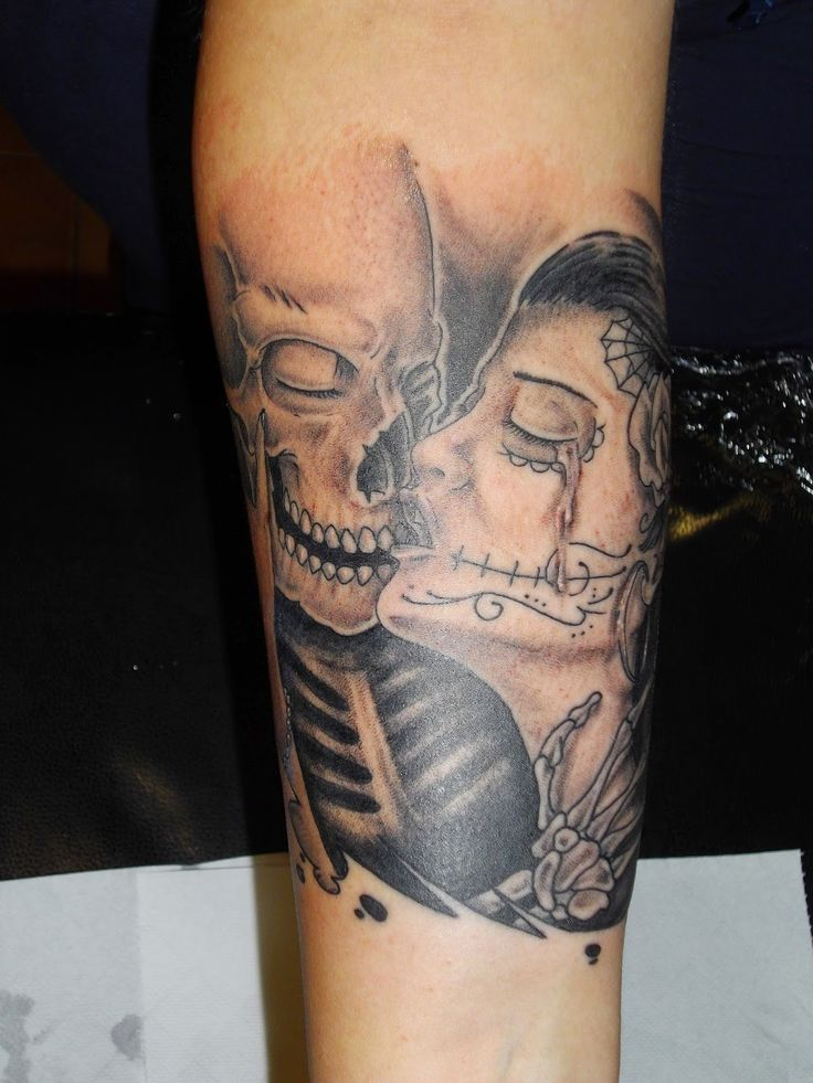 chicano art tattoos