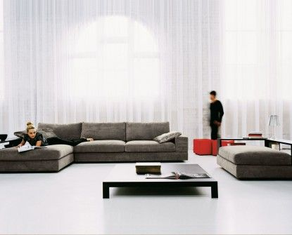King Living furniture - Jasper modular sofa