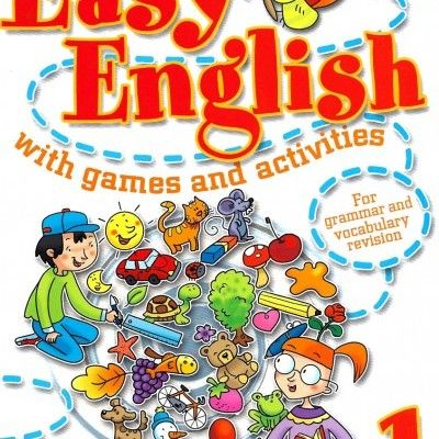'Easy English: with Games and Activities': Books with CDs - Levels 1 to 5.