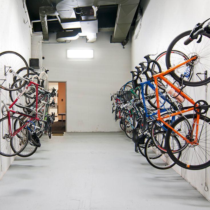 Bildresultat för office bike storage