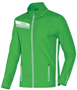 Το σακάκι Jako Athletico μαλακό πράσινο-λευκό