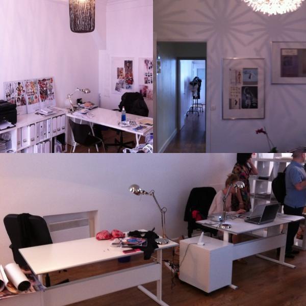 Gossard's new Paris office!