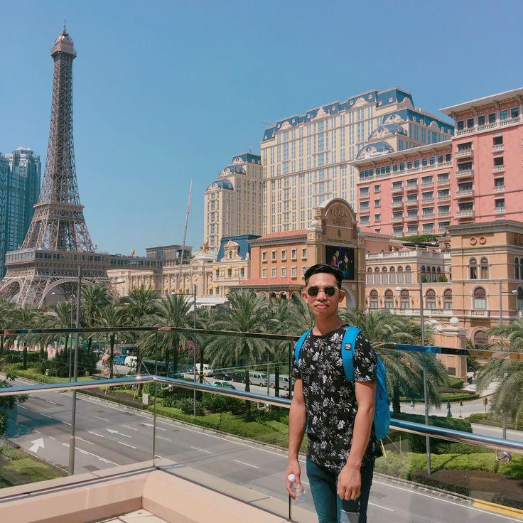 Parisian Macau 🇲🇴 #JuferKubaiTravels