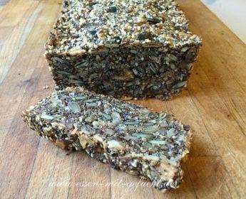 Scandinavian stone bread, paleo, gluten free, …
