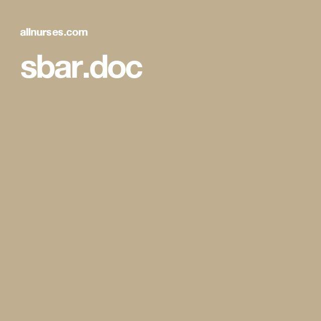 sbar.doc