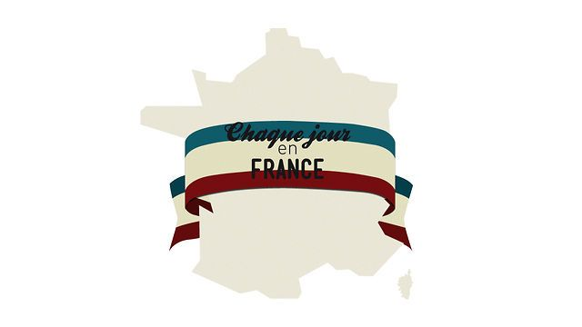 Chaque jour en France by kevin fafournoux. Un motion design qui présente les habitudes de vie des Français en 24h, à travers différents thèmes.