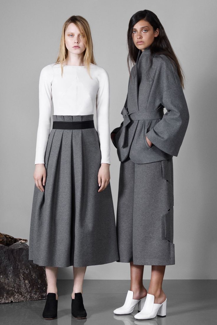 Osman Resort 2016 - Collection - Gallery - Style.com   Craving for the front pleats of the skirt