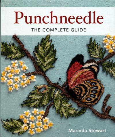 Punchneedle guide beginer patterns book