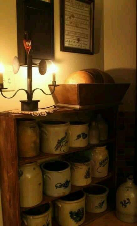 Old Crocks...and prim lighting.