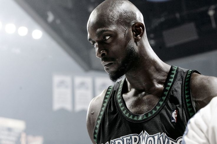 The Confounding Futurism of Kevin Garnett