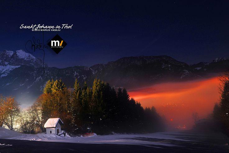 https://flic.kr/p/944Bm8 | December 23rd ~ day 6 ~ fog over the village