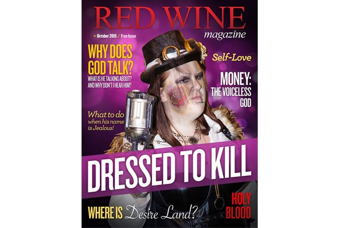 A contemporary Christian magazine, publishing articles on today hot topics. This month's magazine highlights, jealousy, where desire comes from, what