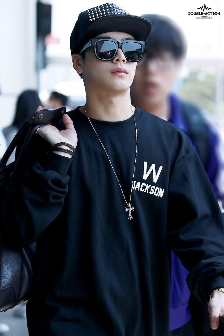 jackson wang - photo #38