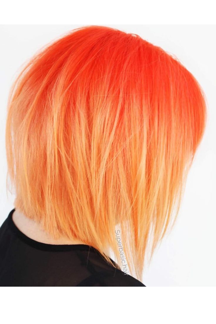 Superbasic Hair Quot Arctic Fox П�� П��💛💛 Sunset Orange And