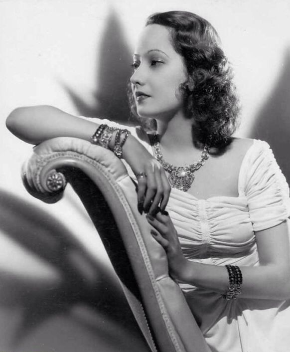 28 best images about Merle Oberon on Pinterest ...