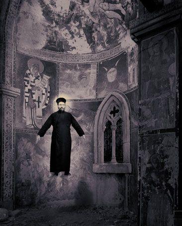 Lévitation (© Joan Fontcuberta)