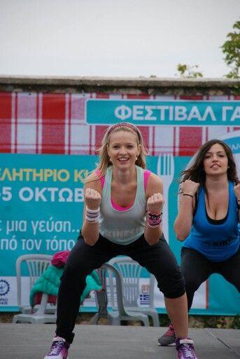 Zumba Kinesis-Gym γυμναστήριο στο Κιλκίς