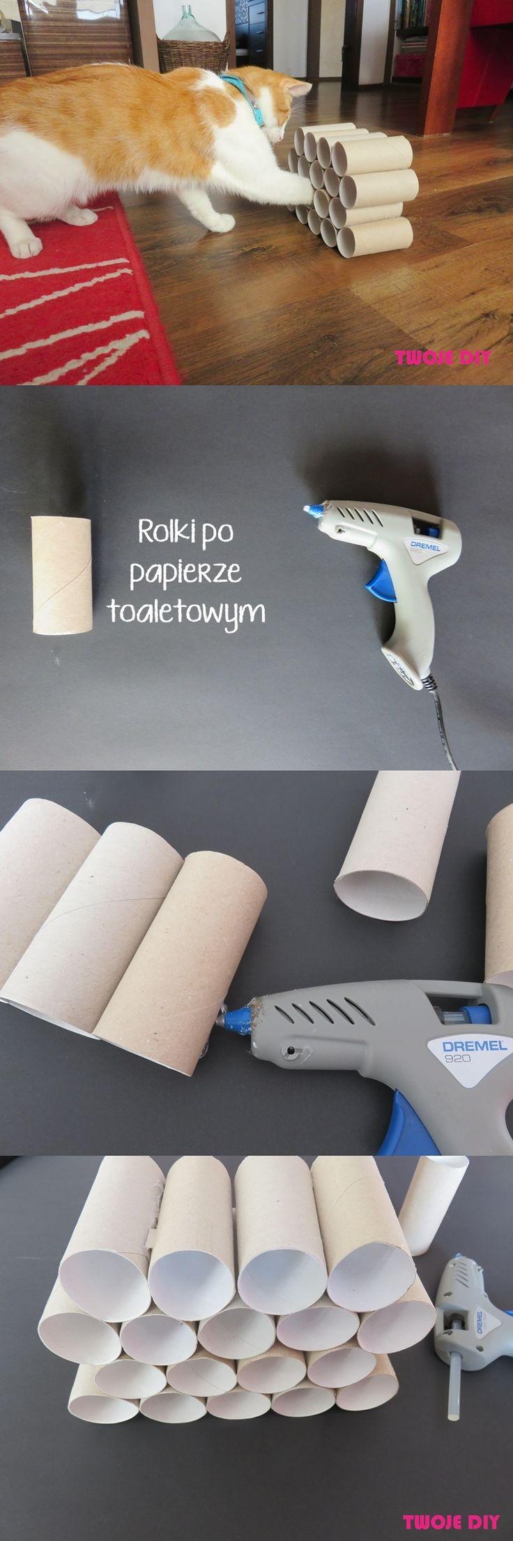 Zabawki dla kota / Cat toys -twojediy.pl