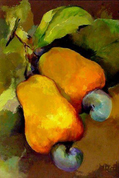 Cajus, 1997 Fernando Palma (Brasil, 1948) óleo sobre tela sobre madeira, 87 x 58 cm www.fernandopalma.com